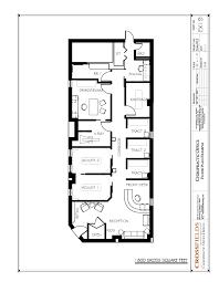 chiropractic office floor plan samples