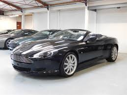 used aston martin for sale used 2005 aston martin db9 volante v12 for sale in kineton