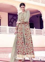 pista colour buy saree online designer pista green colour georgette party wear