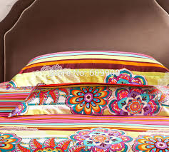 Moroccan Bed Linen - aliexpress com buy bohemian bedding set boho style bedding set