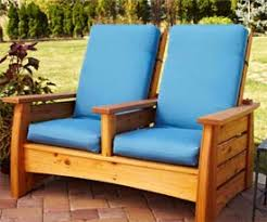 Plans For Outdoor Wooden Chairs by Outdoor Furniture Plans