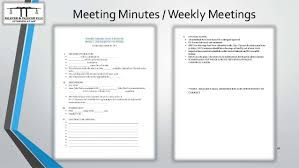 construction meeting minutes template meeting agenda template