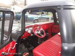 Chevy Truck Interior Love Black With Red Interior Combo Dig It Pinterest Red