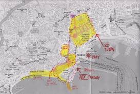 Map Of Naples Italy by Naples Italy At Home And Away