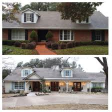 what happens after fixer upper before after fixer upper my hgtv pinterest curb appeal