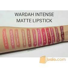 Lipstik Wardah lipstik wardah exclusive matte lip original surabaya jualo
