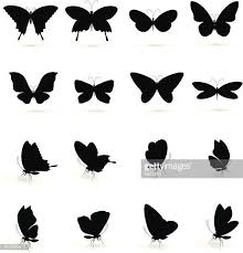 butterfly tattoos stock illustrations and getty images