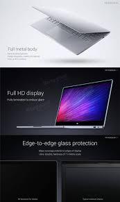original xiaomi mi notebook air windows 10 12 5 inch intel core m3