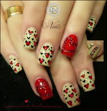 q cute nails beautify themselves with sweet nails