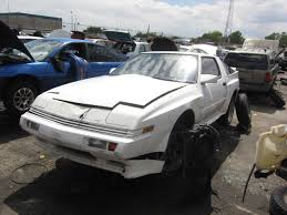 1987 mitsubishi cordia junkyard find 1988 dodge conquest tsi the truth about cars