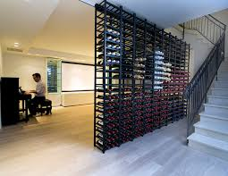 stupendous wall mounted metal wine racks decorating ideas gallery