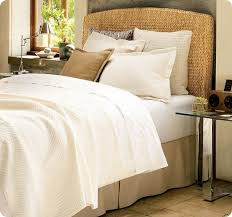 Pottery Barn White Comforter How Dazzling Colors And Decorations Pottery Barn Headboards