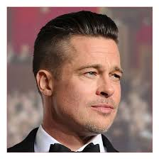 haircuts for men with round face and brad pitt undercut u2013 all in