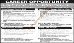 Resume For Supply Chain Executive Senior Manager Finance U0026 Hr Sales Account Manager Sales