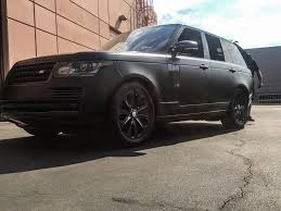 galaxy range rover range rover satin black and galaxy incognito wraps