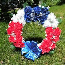 memorial day wreath kremp