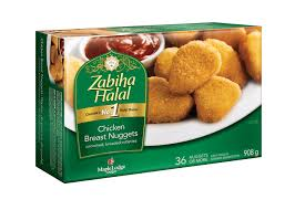 mod e de cuisine uip chicken breast nuggets zabiha halal