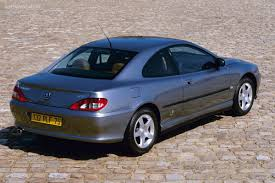 peugeot 406 coupe black peugeot 406 2606758