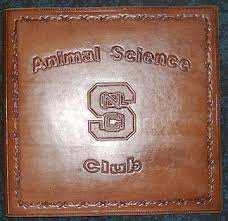 personalized scrapbooks single row barb wire leather scrapbooks photo albums personalized