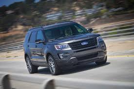 Ford Explorer Ecoboost - 2016 ford explorer review autoguide com news
