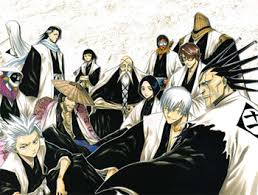 Bleach Spirits From Within Now List Of Soul Reapers In Bleach Wikipedia