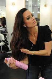 kyle richards hair extensions kim richards yolanda got a phone call that no parent wants to get