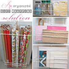 gift wrap storage ideas 100 storing gift wrap best 25 wrapping papers ideas on