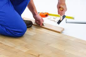 we install parquet laminate flooring