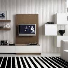 Best Entertainment  Media Walls Images On Pinterest - Living room design tv