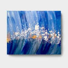 blue and white painting 30 wide x 24 high painting archives large acrylic paintings