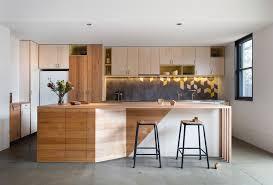 Modern American Kitchen Design Kitchen Oak Kitchen Custom Kitchens Beautiful Modern Kitchen