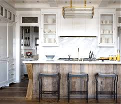 love this kitchen island but i would do warmer colors like a