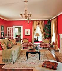 what colour goes with red walls my web value