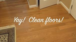 Laminate Floor Shine Natural Floor Cleaner How To Clean Laminate Floors Youtube