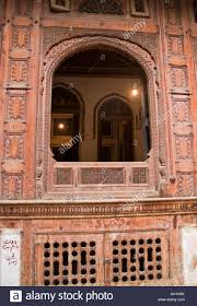 House Windows Design In Pakistan Window Carvings And Design Inside An Old Haveli Merchant House