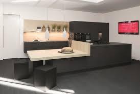 cuisine interieur design table de cuisine sous de eclairage interieur design table de