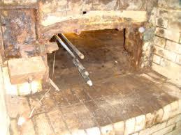 Interior Demolition Contractors Dimola Bros Finds Century Old Coal Oven In Basement Interior