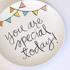 you are special plates family gift you are special plate moneywise