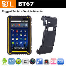 yl2596 batl bt67 waterproof tablet rj45 rugged tablet with android