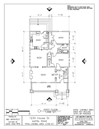 calculating house square footage as built floor plans
