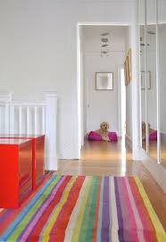 Modern Colorful Rugs 18 Rooms With Colorful Rugs Design Milk