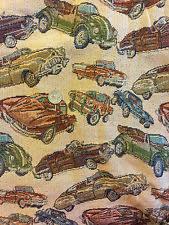 Upholstery Fabric Cars Vw Bug Fabric Ebay