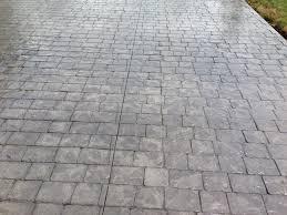 stamped concrete chagrin falls ohio difranco contractors
