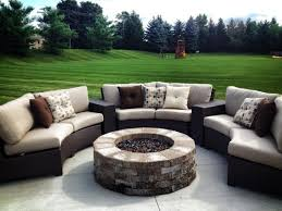 Wicker Sectional Patio Furniture by Bonita Wicker Patio Outdoor Patio Furniture Atlanta