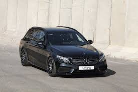 mercedes c class station wagon tuner takes mercedes c class to the level