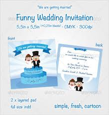 Invitation Letter Wedding Gallery Wedding 20 Funny Wedding Invitation Templates U2013 Free Sample Example