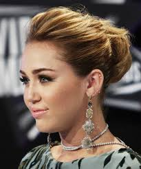 how to style miley cyrus hairstyle miley cyrus hairstyles in 2018