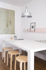 simple steps to a beautiful minimal dining nook multipurpose