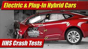 hybrid cars iihs crash tests electric u0026 plug in hybrid cars testdriven tv