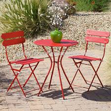 Outdoor Bistro Table Outdoor Portable Folding Bistro Table And Chairs Set Buy